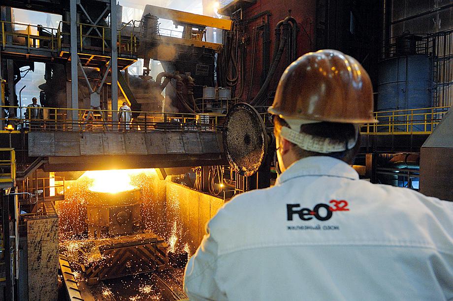 Электросталеплавильный комплекс «Железный Озон 32» запустили в 2010 году.