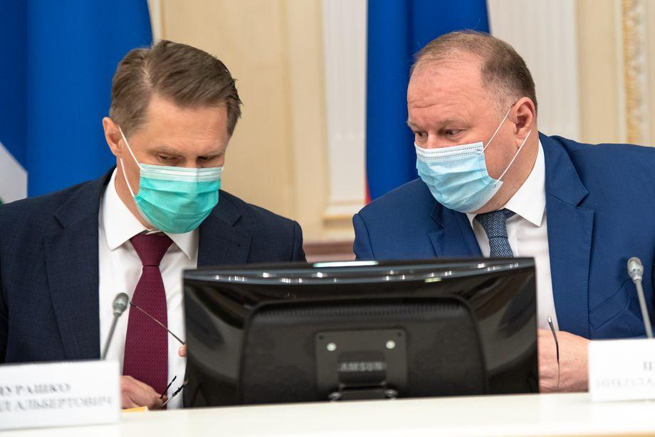 Полпред отметил, что в 2020 году в Свердловской области существует вероятность недостижения целевых показателей по снижению смертности от сердечно-сосудистых и онкологических заболеваний.