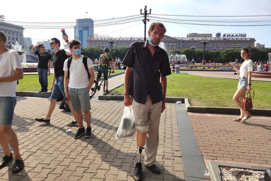 «У нас никто в Хабаровском крае не отличается чистоплотностью».
