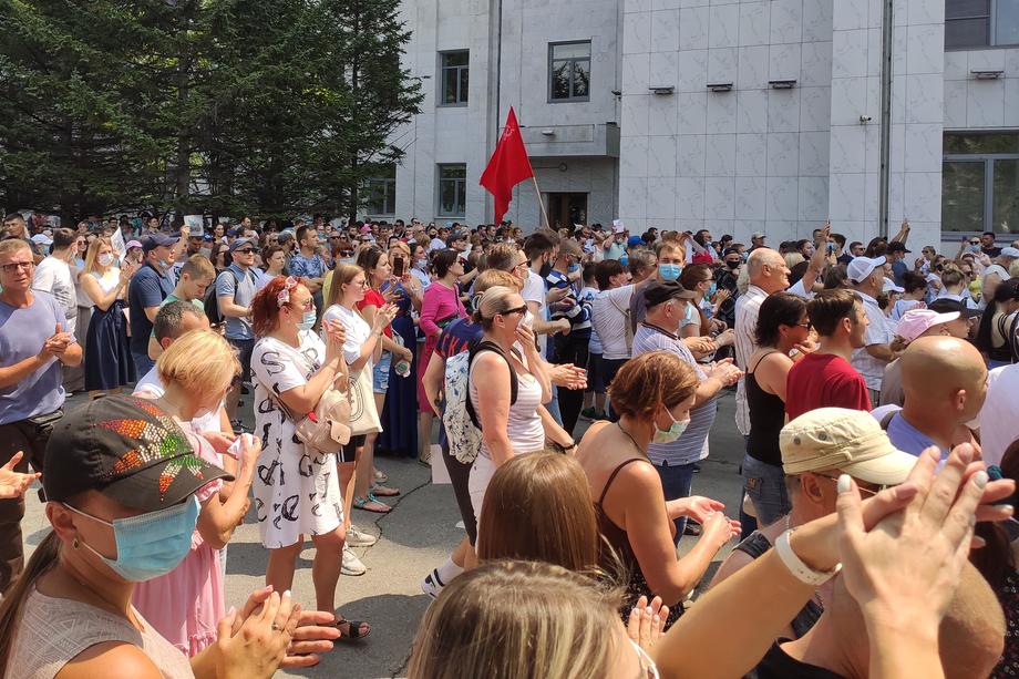 Хабаровские митинги в защиту Фургала – попытка жителей края быть услышанными.