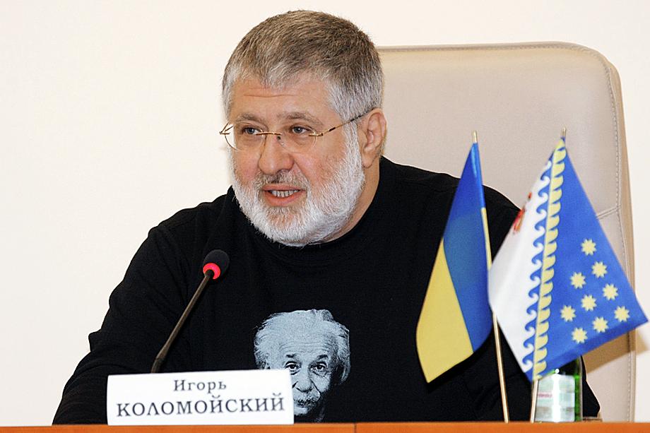 Куда ж без господина Коломойского, которого ненавидят все: и демократы, и республиканцы?