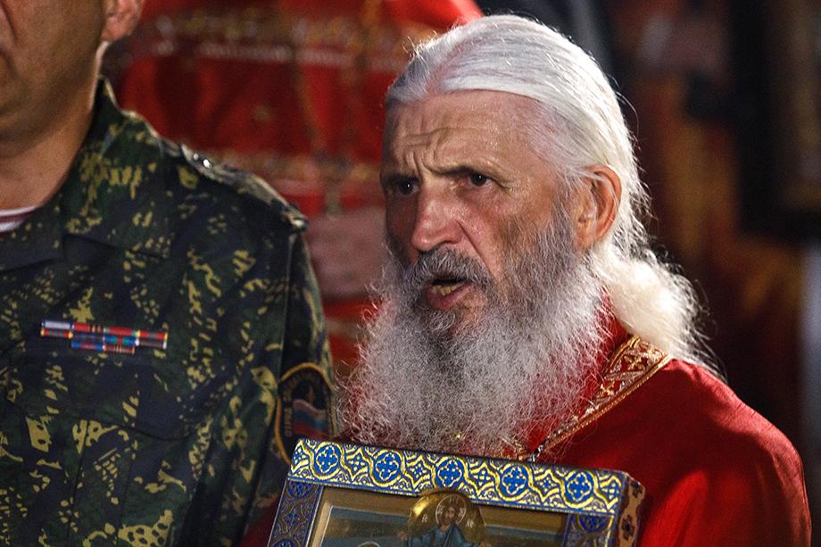 Священнослужитель нарушил КоАП РФ.