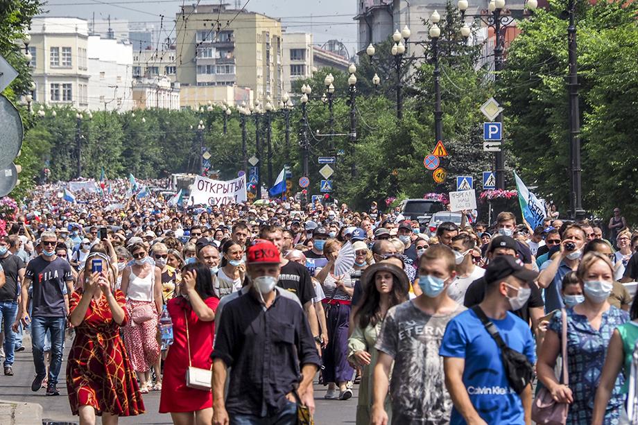 Удастся ли Михаилу Дегтярёву «успокоить» бушующий регион?