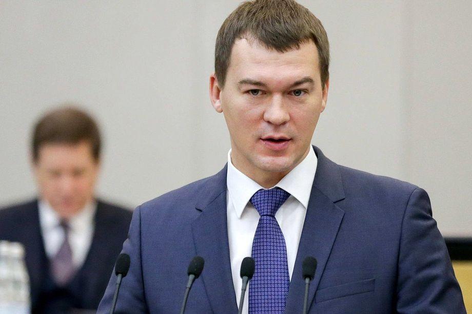 Врио главы Хабаровского края назначили до вступления в должность лица, избранного губернатором.