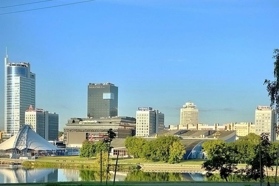 Добро пожаловать в столицу Беларуссии!
