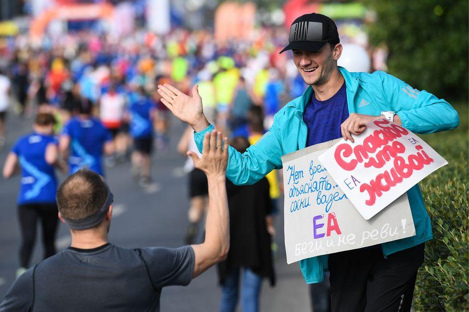 Ожидается, что в этом году в марафоне «Европа – Азия» примут участие около 4,5 тысячи человек.