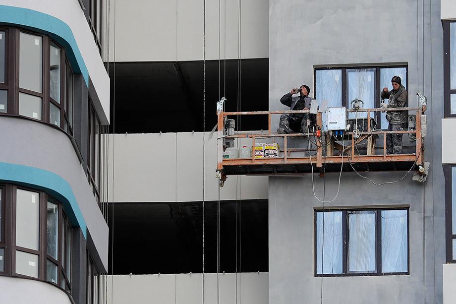 Спад сделок во II квартале в наиболее продаваемых проектах жилых комплексов комфорт-класса составил от 13 до 79 процентов.