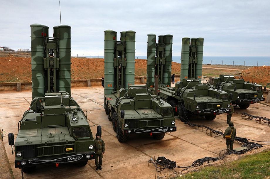 По данным системы ImportGenius, управление сотрудничества по вооружённой военной технике и технологиям КНР приобрело компоненты для гарантийного обслуживания С-400 «Триумф».