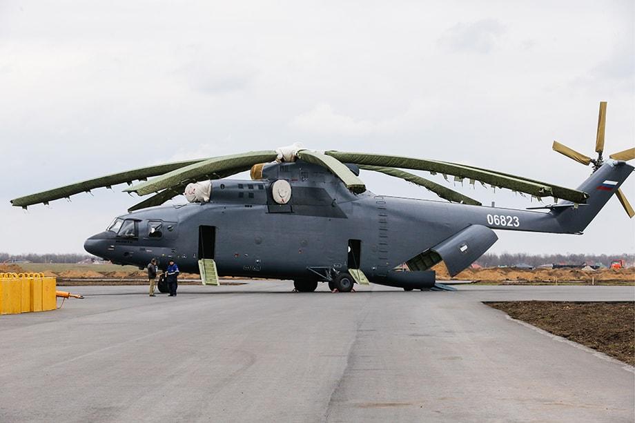 Иордания отдаёт предпочтение Ми-26Т2.