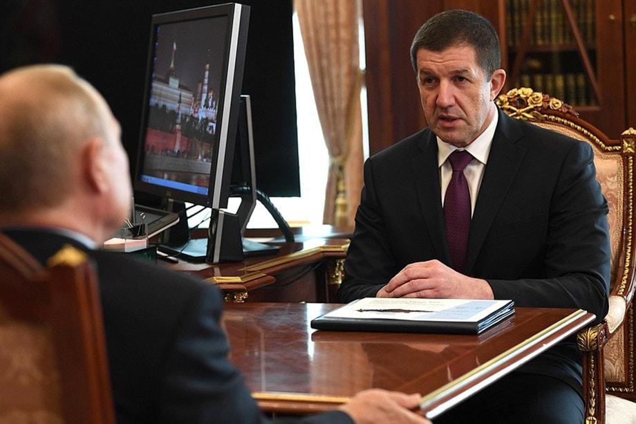 Владимир Путин обсудил работу «Ростелекома» с Михаилом Осеевским.