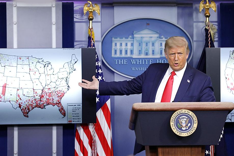 Трампу удалось создать мощную антикитайскую коалицию внутри США.