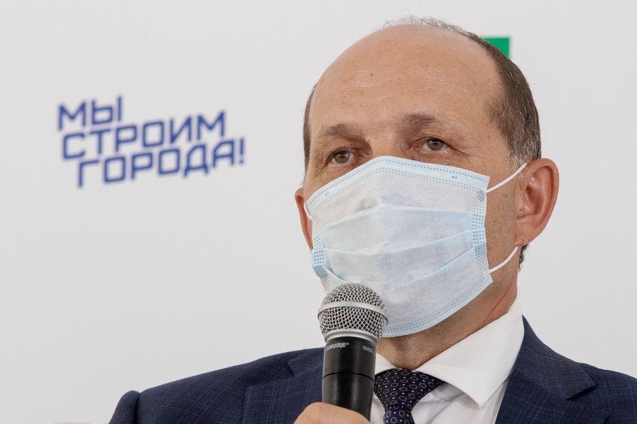 Глава Минстроя Свердловской области Михаил Волков рассказал, что за семь месяцев 2020 года в регионе построили почти 900 тысяч кв. метров жилья.