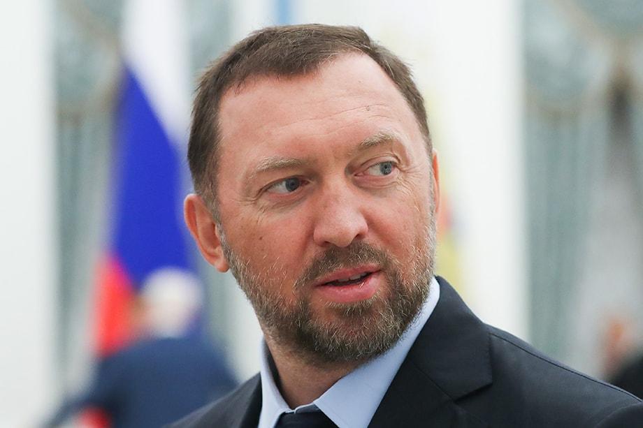 Олег Дерипаска – ещё один крупный игрок региона, которому была выгодна отставка Левченко.