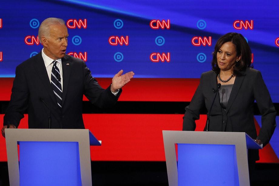 Кандидат в президенты США от Демократической партии Джо Байден выбрал кандидатом в вице-президенты сенатора Камалу Харрис.