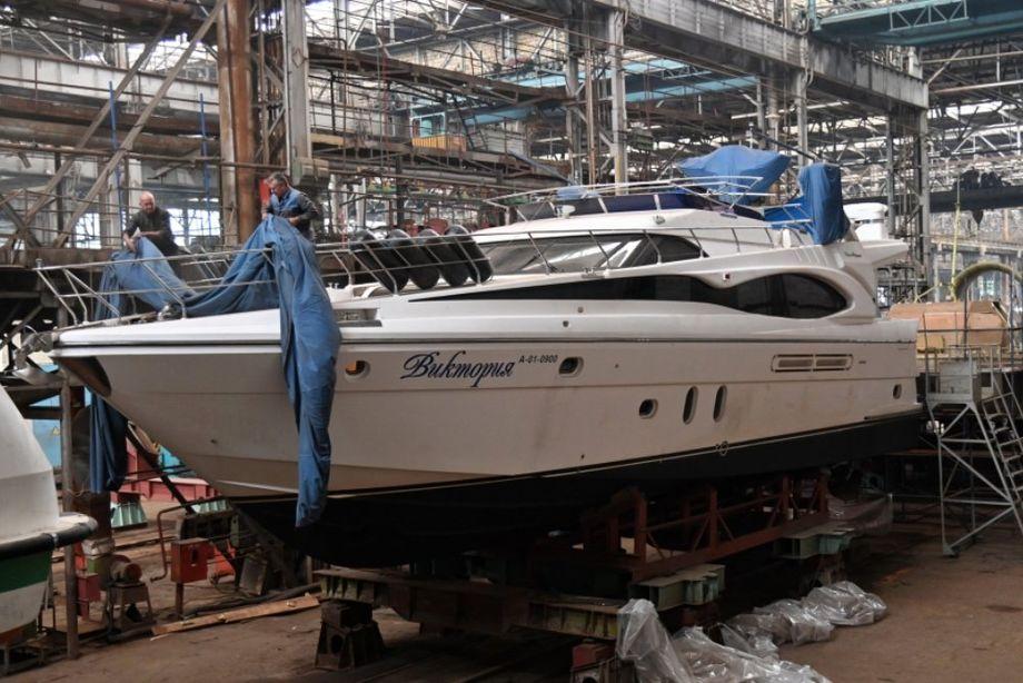 Яхту решил продать ныне арестованный Сергей Фургал, но покупателей не нашли.