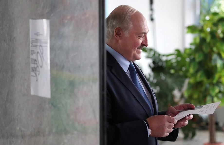 За действующего президента Белоруссии Александра Лукашенко проголосовали 80,1 процента избирателей.