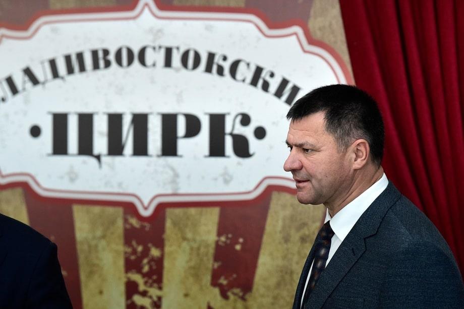 Назначение Тарасенко врио губернатора Сахи после провала в Приморье стало сюрпризом и для президента республики Айсена Николаева, и для полпреда Юрия Трутнева.