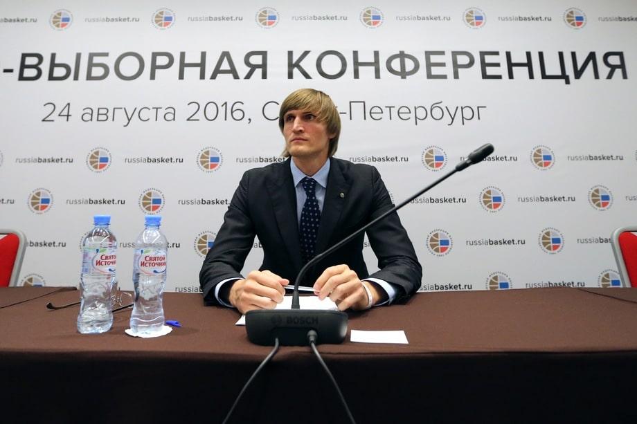 Андрей Кириленко впервые возглавил РФБ в августе 2015 года.