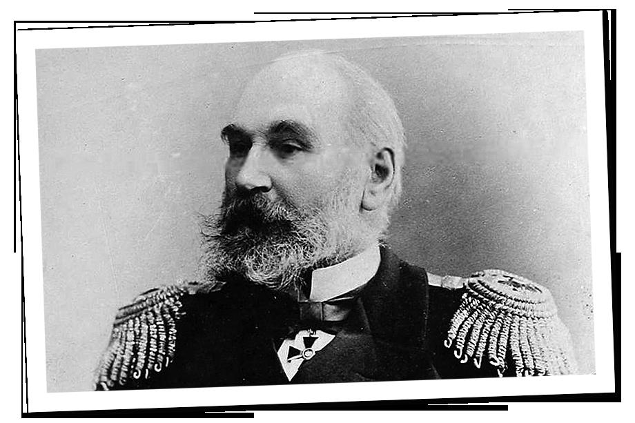 Назначение новым командующим Тихоокеанской эскадрой Вильгельма Витгефта было без преувеличения роковой ошибкой.