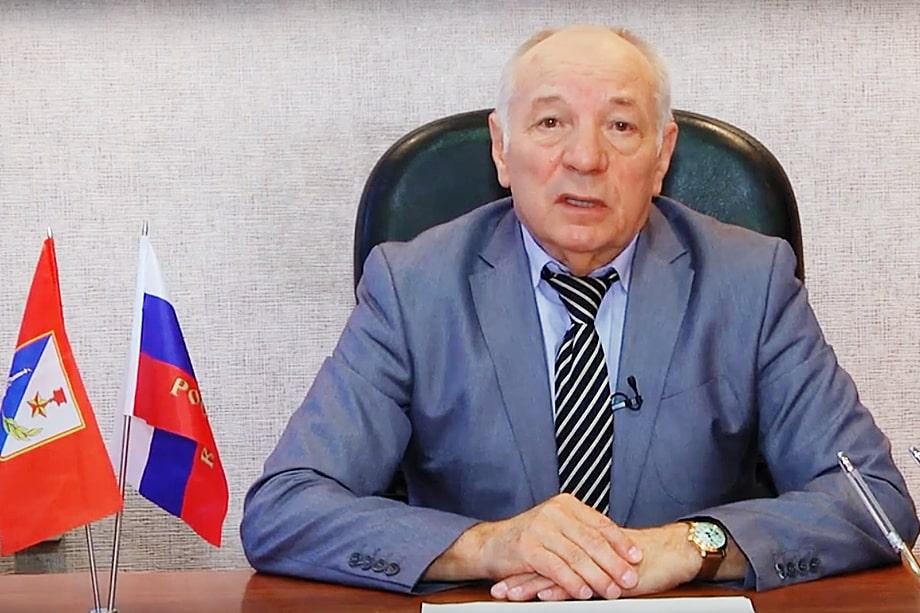 Действующие лица. Кандидат-пенсионер – Иван Ермаков.