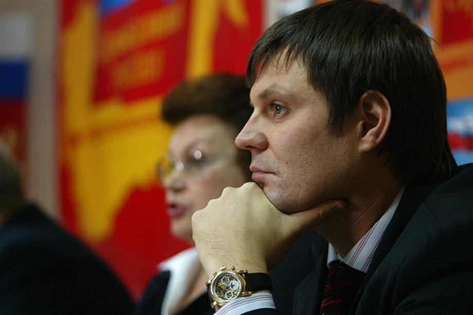Евдокимов был инициатором нескольких громких дел, в том числе и против бизнесмена Михаила Родионова (на фото) – крупнейшего в области налогоплательщика.