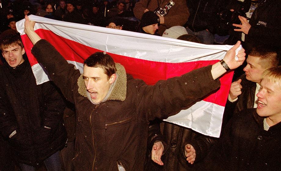 В начале нулевых «Молодой фронт» был достаточно влиятельным движением в Белоруссии.