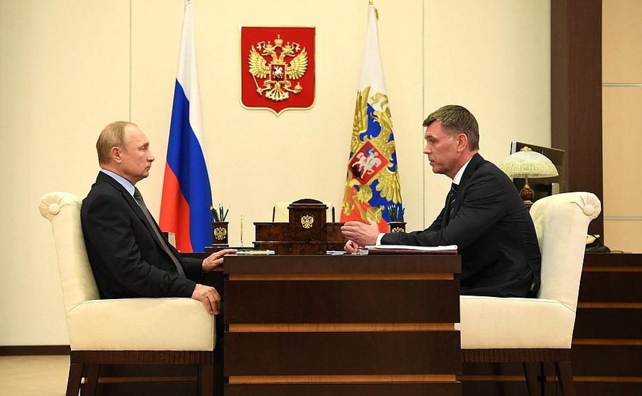 Дмитрий Аристов доложил президенту, что за 3,5 года в ФССП на действия взыскателей поступило 80 тысяч жалоб.