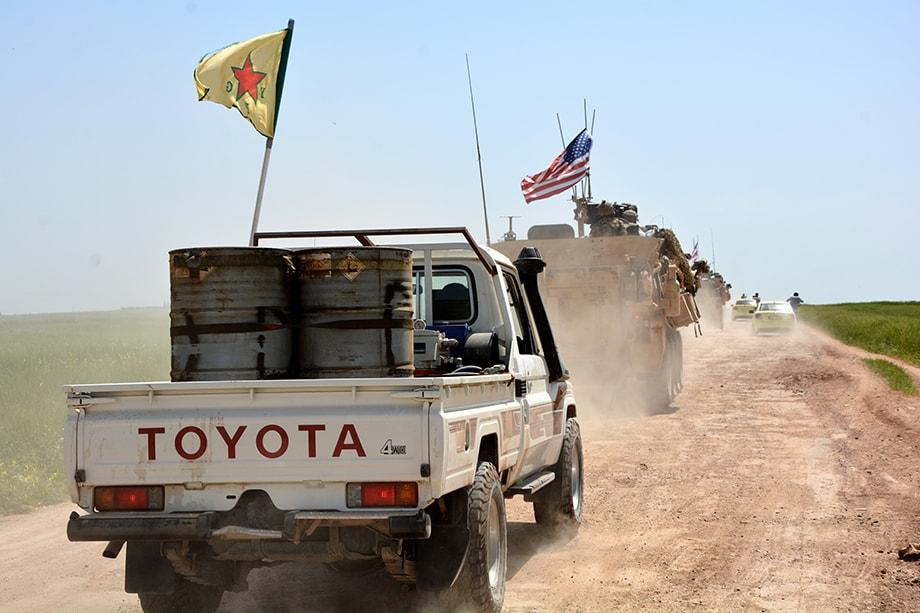 В сирийском и украинском вопросах США не намерены менять свою позицию.