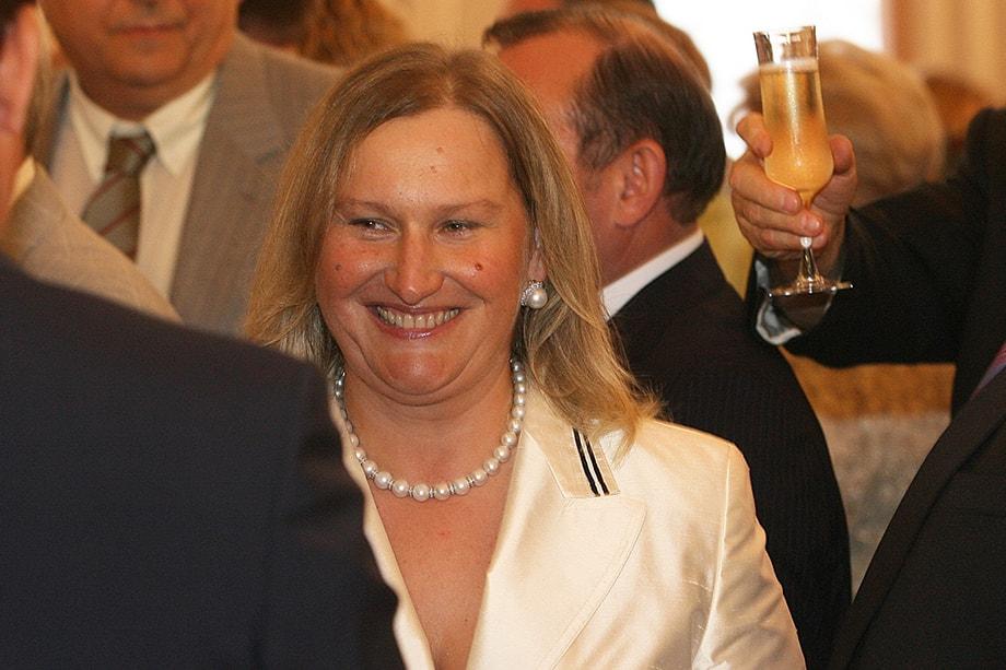 За год состояние Елены Батуриной выросло до 1,3 млрд долларов.