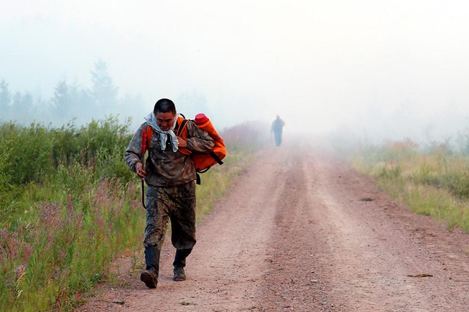Якутия является одним из самых пожароопасных регионов России.