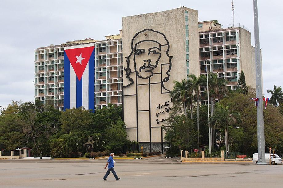 За последние две недели на Кубе зарегистрировали более 700 заражений COVID-19.