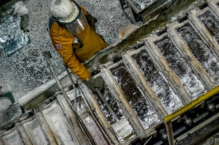 Производители алюминия ожидают, что объёмы потребления будут падать во втором полугодии.