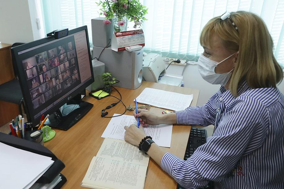 Многие учителя потратили отпуск на то, чтобы лучше подготовиться к продолжению дистанционки.