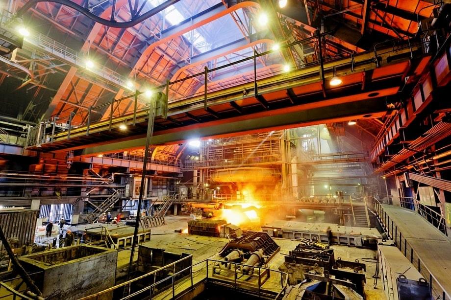 Производства обычно занимают огромные территории, что затрудняет процесс оцифровки.