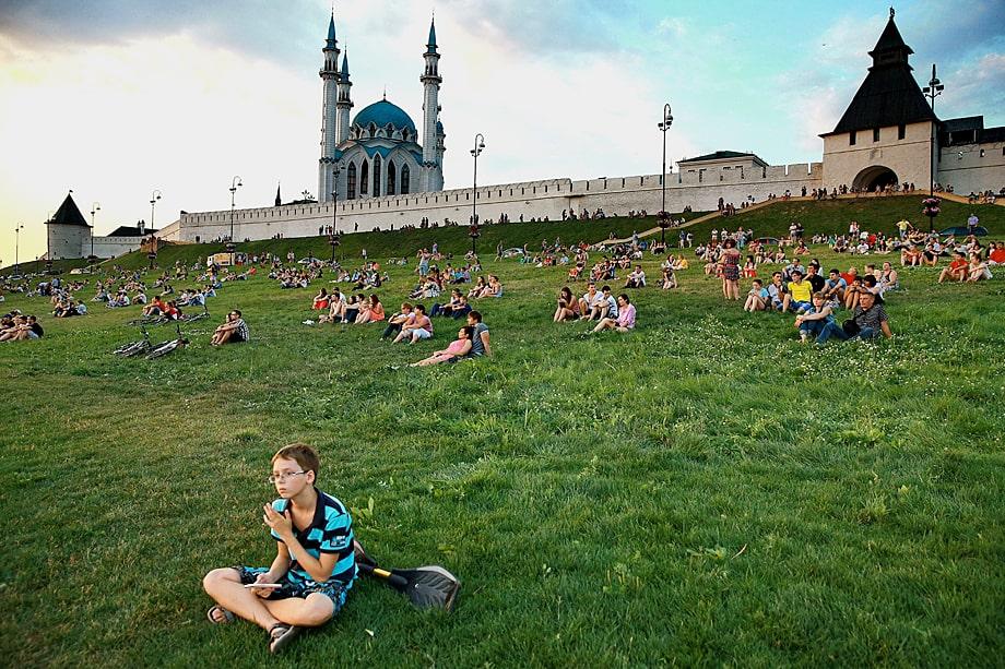 Как может Татарстан на Волге стать центром притяжения для крымских татар, генетически связанных с Турцией с точки зрения культуры и языка?
