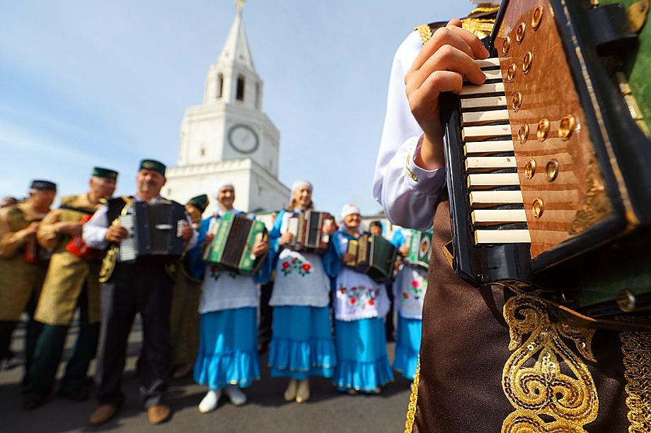 К 100-летнему юбилею ТАССР готовились с небывалым размахом: празднование затмило даже традиционно пышный День республики.