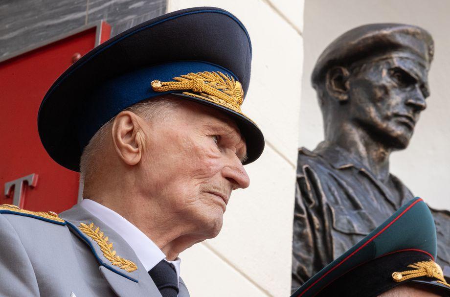 Скульптура будет напоминать молодёжи о подвигах героев прошедших войн.