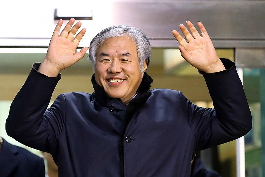 Причиной новой вспышки официальные власти назвали активность радикального священника – COVID-диссидента Чон Гван Хуна.