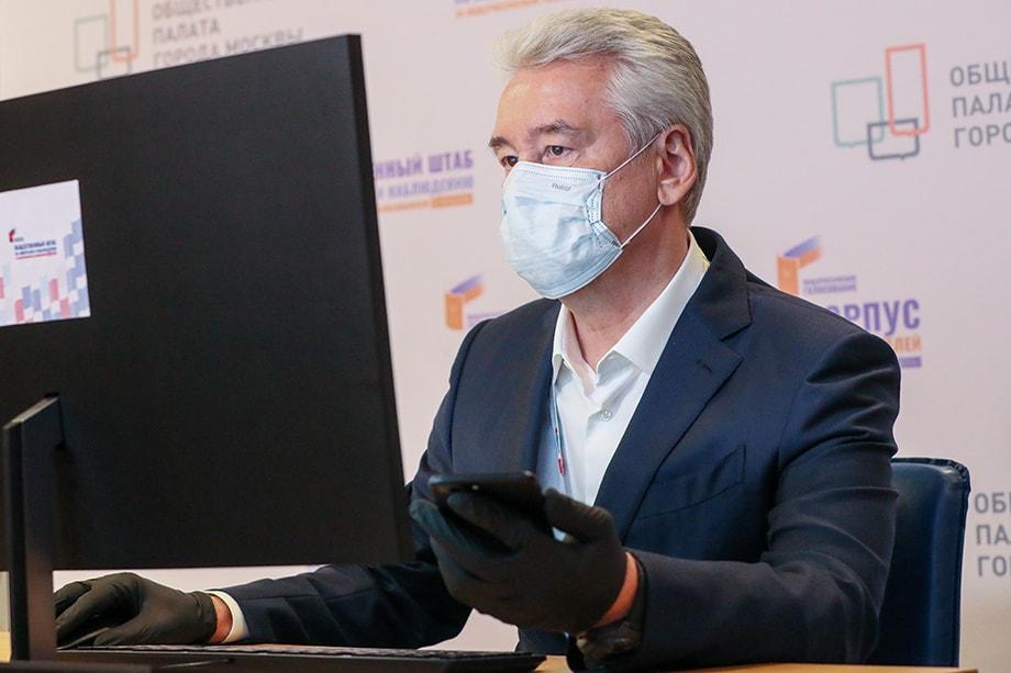 Градоначальник уверен, что московский бизнес смог выдержать пандемию лучше, чем с ней справились на Западе.