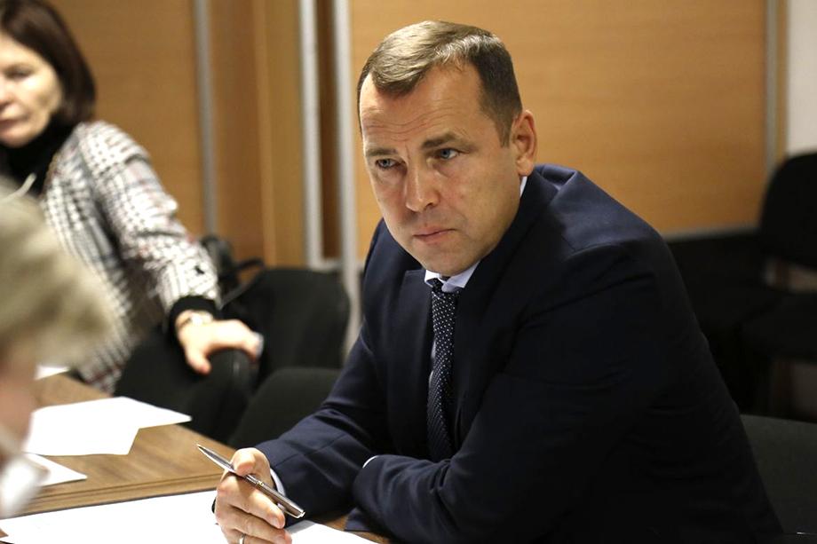 Вадим Шумков возглавил Курганскую область в сентябре 2019 года.