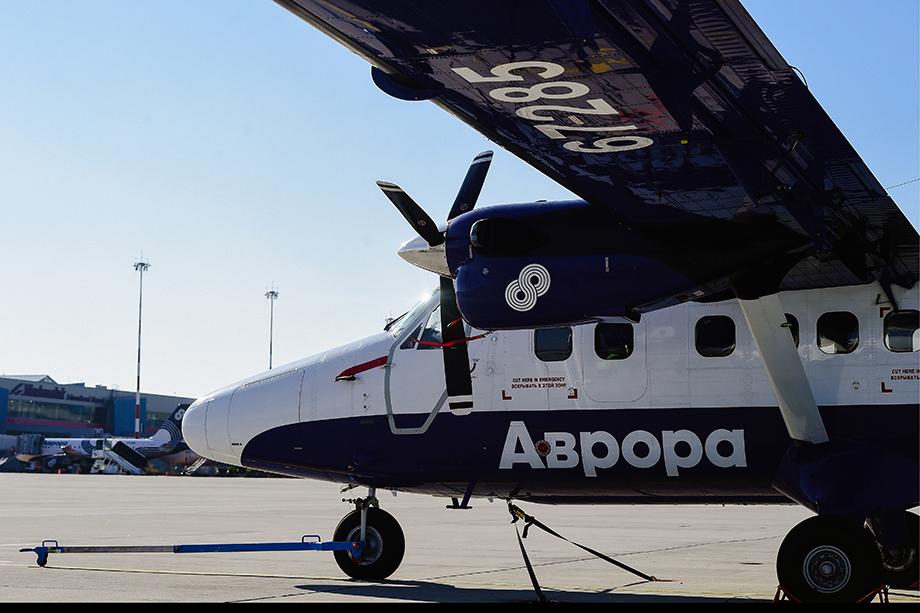 «Аврора» была создана на базе «дочек» «Аэрофлота» – «Владивосток Авиа» и «Сахалинских авиатрасс».