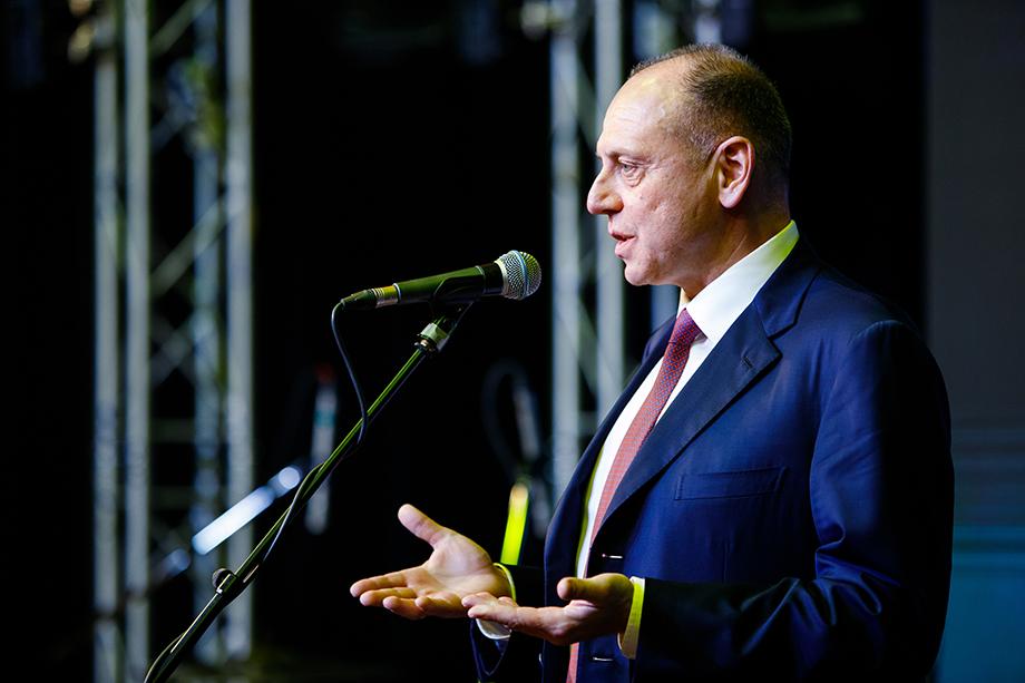 Дмитрий Пумпянский, владелец и президент группы «Синара».