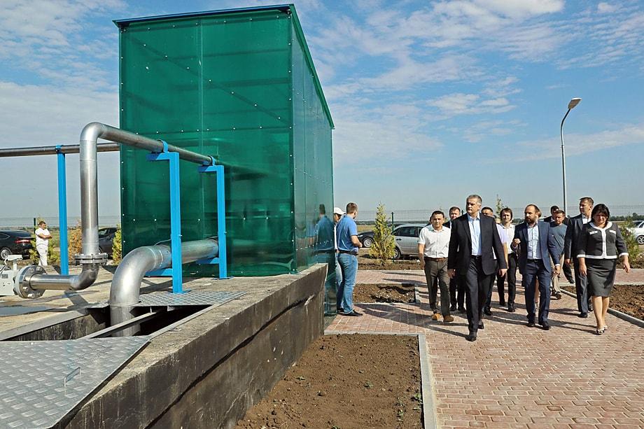Вопрос строительства в Севастополе канализационных очистных сооружений «Южные» сдвинулся с мёртвой точки.