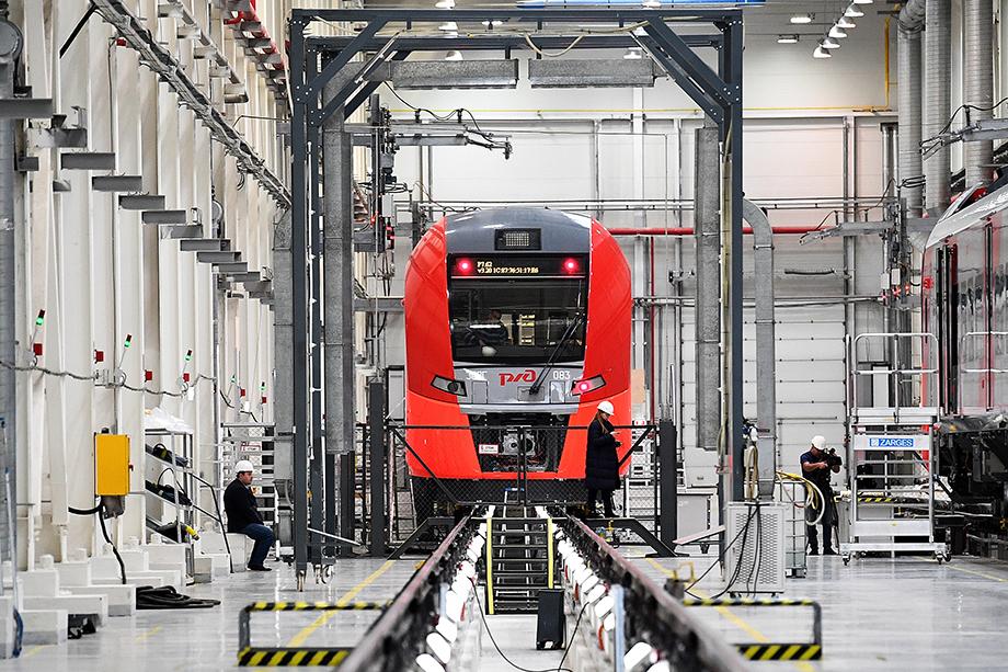 Первым крупным провалом КУМЗ стала модернизация производства под изготовление алюминиевых профилей для электропоездов «Ласточка».