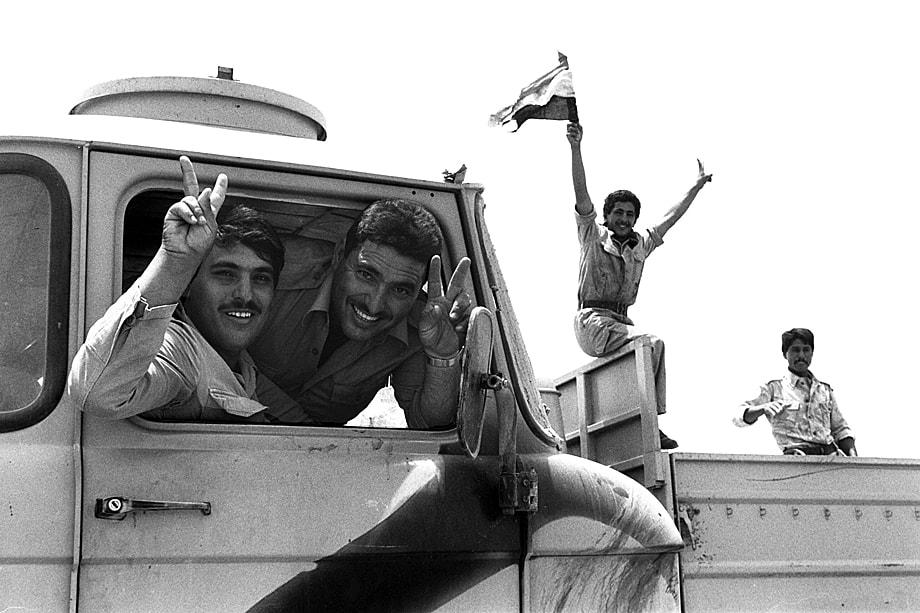 20 августа 1988 года кровопролитная война между Ираном и Ираком закончилась. Каждая из сторон объявила о своей победе.
