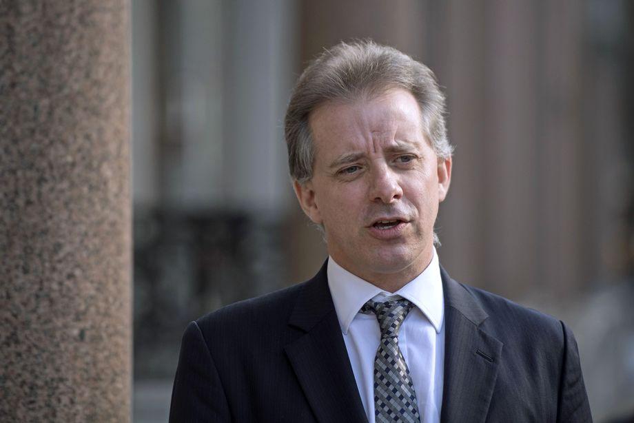 Кристофер Стил, агент британской МИ-6, собирал материалы дела о связях Трампа, в работе над которым по его приглашению участвовал и Сергей Скрипаль.