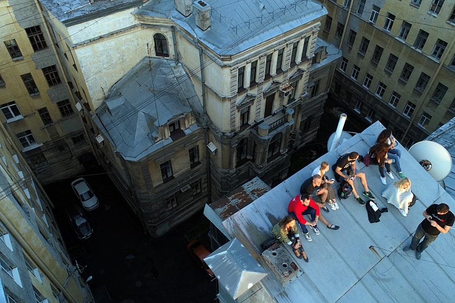 Главная цель союза рестораторов улицы Рубинштейна – создание благоприятных и безопасных условий для жителей домов.