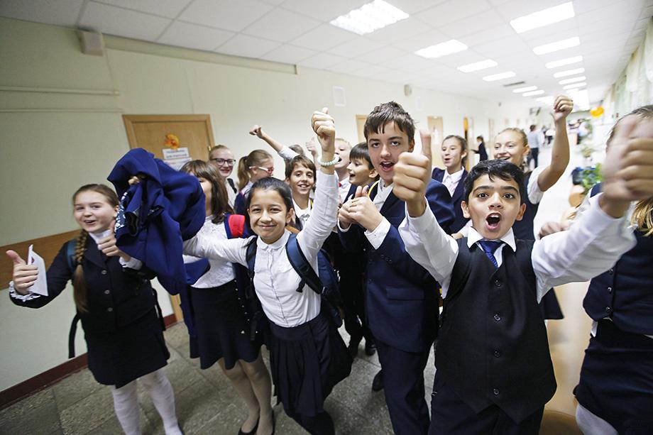 Столичные школьники уйдут на двухнедельные каникулы с 5 по 18 октября.