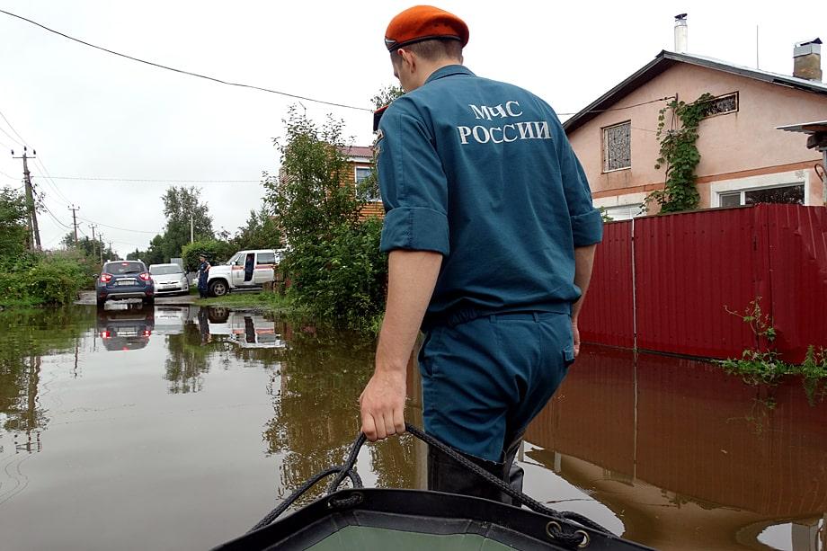 В 2019 году в Иркутской области произошло самое сильное за последние 180 лет наводнение.