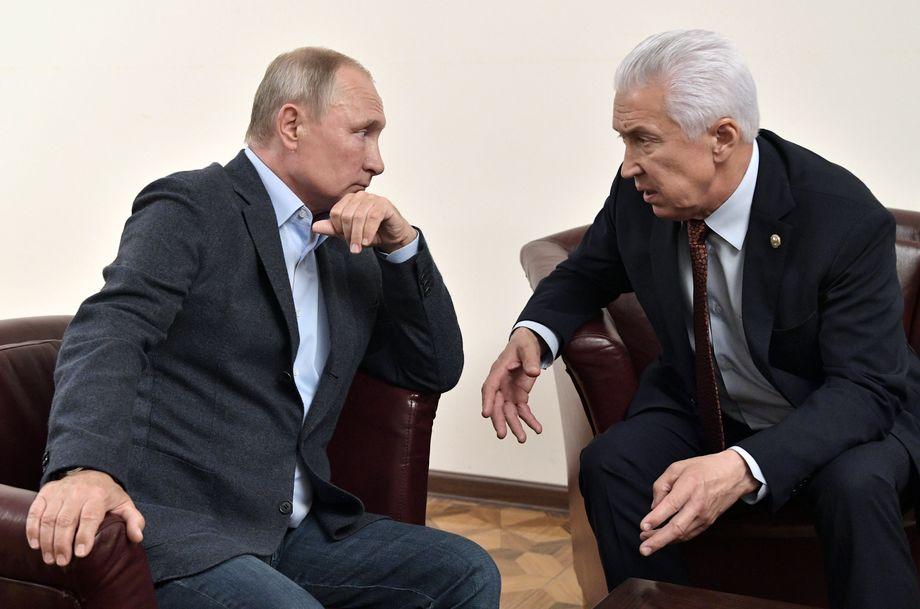 Васильев назначен советником президента РФ.